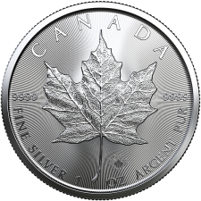 2020 Canada 1 Oz Silver Maple Leaf (BU)