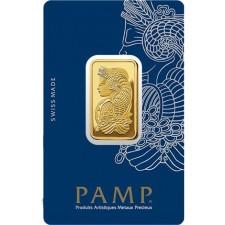 20 Gram PAMP Suisse Gold Bar