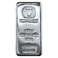 Germania Mint 500 Gram Silver Bar (New)