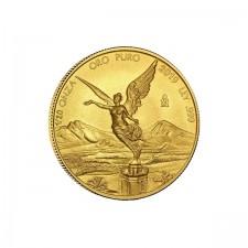 2019 1/20 Oz Mexican Gold Libertad (BU)