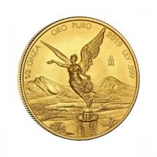 2019 1/2 Oz Mexican Gold Libertad (BU)