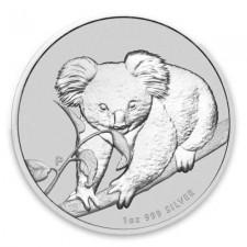 2020 Australia 1 Oz Silver Koala