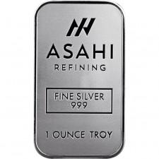 Asahi 1 Oz Silver Bar
