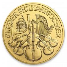 Austria Gold Philharmonic Obverse