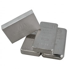 1 Kilo (32.15 Oz) Silver Bar - Secondary Market (.999+ Fine)