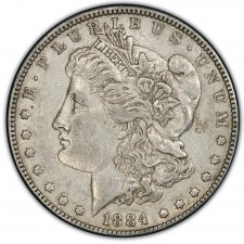 Pre 1921 Morgan Silver Dollar Extra Fine (XF) Random (Default)