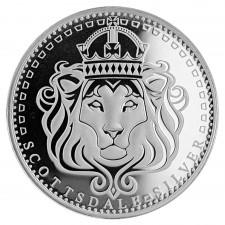 "Scottsdale Mint | 1 Oz ""Omnia"" Silver Round"