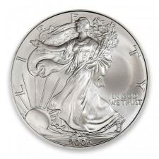 2006 American Silver Eagle BU