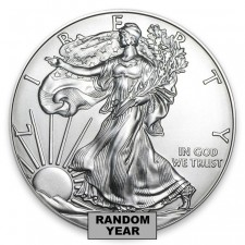 United States 1 Oz American Silver Eagle Obverse