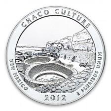 2012 Chaco 5 Oz American Silver ATB