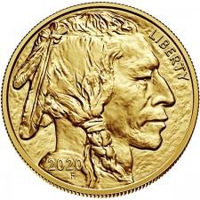 2020 1 oz American Gold Buffalo (BU)