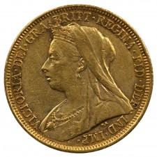 Great Britain Queen Victoria Gold Sovereign
