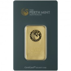1 Oz Perth Gold Bar (In Assay)