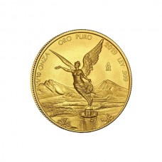 2019 1/10 Oz Mexican Gold Libertad (BU)