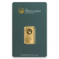 10 Gram Perth Mint Gold Bar (In Assay)