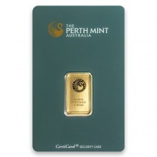 5 Gram Perth Gold Bar (In Assay)