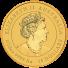 2022 Australia 1/10 oz Gold Lunar Tiger Coin (BU)