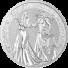 1 oz Silver Round | Germania & Britannia Allegories 2019 (BU)