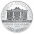 2021 Austria 1 Oz Silver Philharmonic (BU) - Tube/Roll of 20 Coins