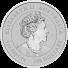 2022 Australia 1 Oz Platinum Lunar Tiger Coin (BU)