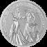 2 oz Silver Round | Germania & Britannia Allegories 2019 (BU)