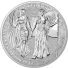 1 oz Silver Round | Germania & Columbia Allegories 2019 (BU)