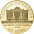 2020 Austria 1/4 Oz Gold Philharmonic